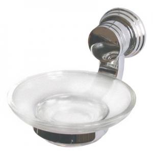 Стеклянная мыльница для мыла Sphera
