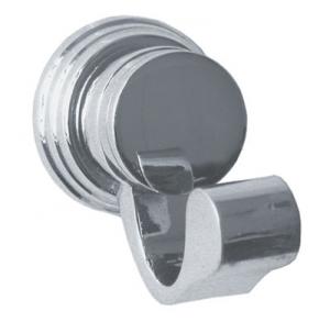 Крючок для полотенца (одежды) для ванной комнаты (аксессуар для ванной) хромированный одинарный