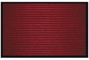 Придверный коврик (40x60) красный