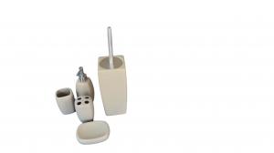 Набор аксессуаров для ванной комнаты из керамики 5 предметов