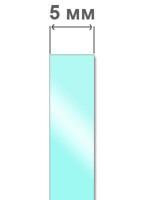 Толщина полотна - 5 мм