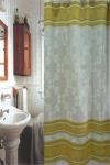 Шторка - занавеска для ванной тканевая полиэстер  Ps-046