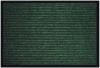 Придверный коврик (35x55) зелёный