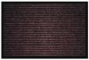 Придверный коврик (55x85) коричневый