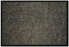 Придверный коврик (55x85) серый