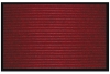 Придверный коврик (60x90) красный