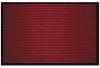 Придверный коврик (55x85) красный