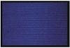 Придверный коврик (55x85) синий